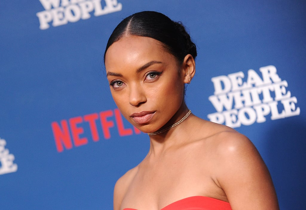 Sexy Logan Browning Pictures