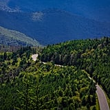 Drive the scenic route down the Blue Ridge Parkway.