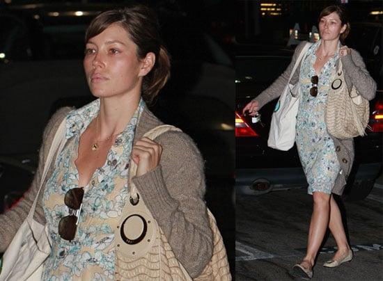 Photos of Jessica Biel, Justin Timberlake's Video Ads For William Rast