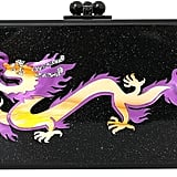 Edie Parker Jean Dragon Clutch