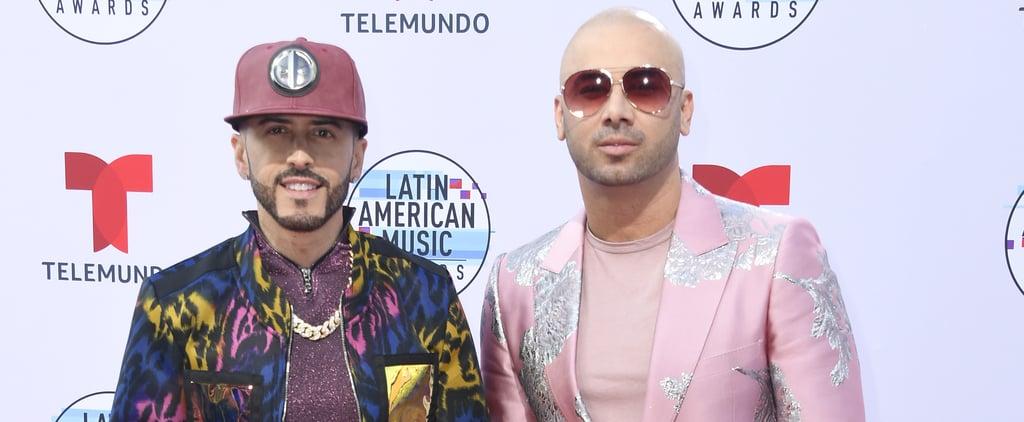 Latin AMAs 2019 Red Carpet Fashion