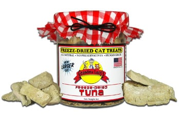 Freeze Dried Tuna Bits