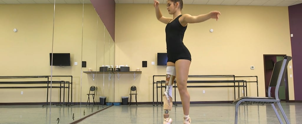 This Ballerina's Amputation Didn't Throw Her Off Balance