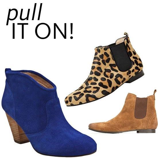 Top Ten Pull-On Ankle Boots To Shop Online Now: Isabel Marant ...