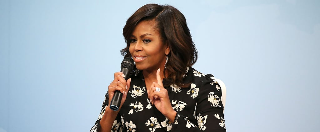 Michelle Obama Discusses Mental Health During the Pandemic