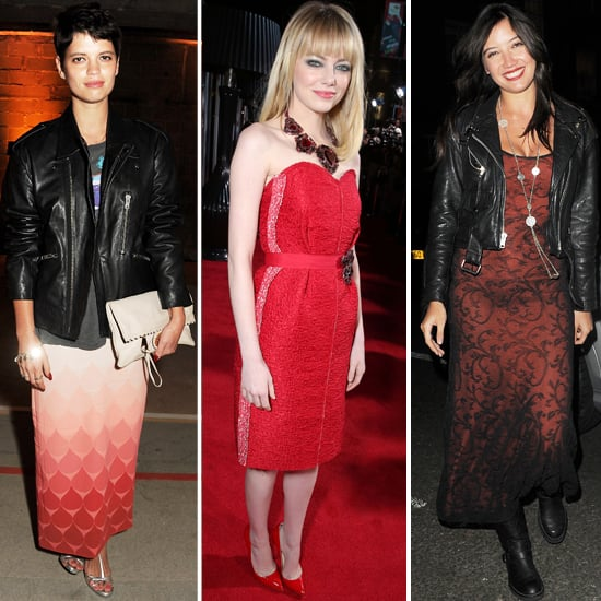 Red and Black Trend for Winter 2013