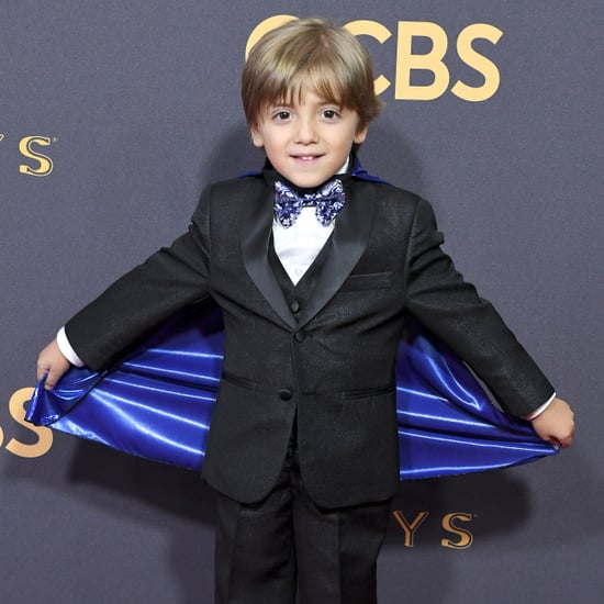Modern Family's Jeremy Maguire's Emmy Red Carpet