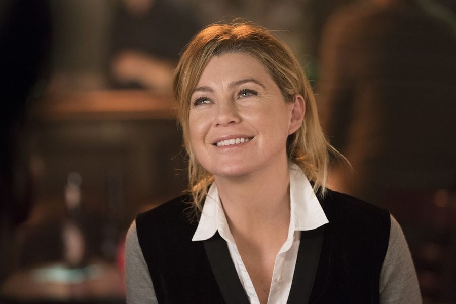 Meredith Grey wins a Harper Avery