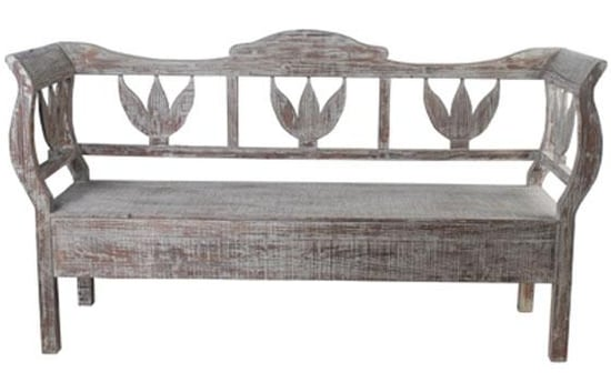 Nice and New: Home Decorators Summit Bench