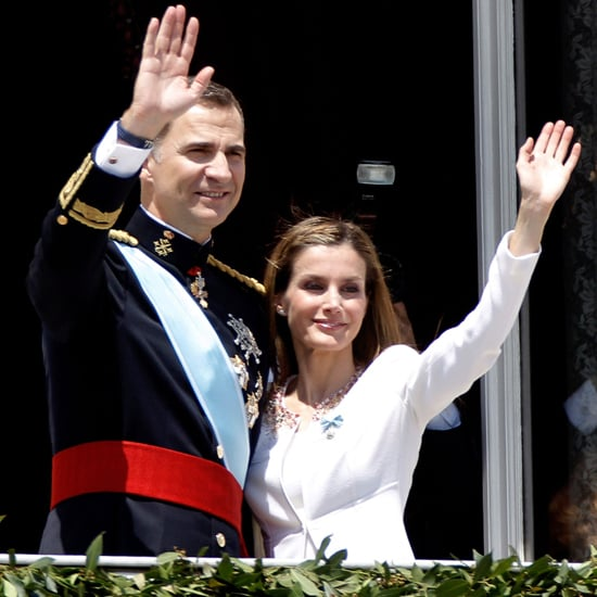 Spanish Royals King Felipe And Queen Letizia Coronation