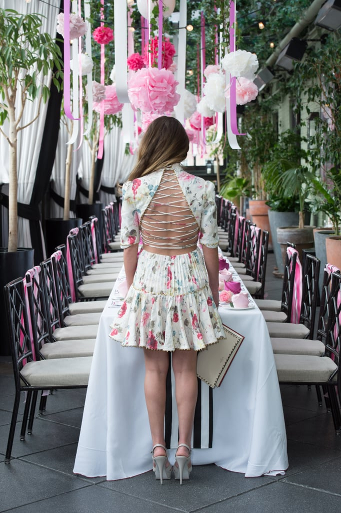 This Fashion Blogger's Bridal Shower Is the Definition of Feminine and Floral