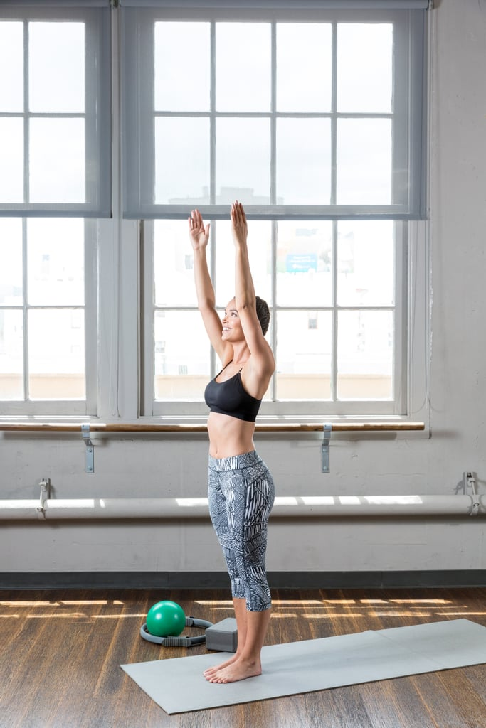 Capri Tights For Yoga
