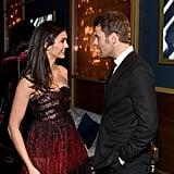 Nina Dobrev and Paul Wesley Had a Vampire Diaries Reunion