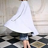 Leelee Sobieski at Christian Dior