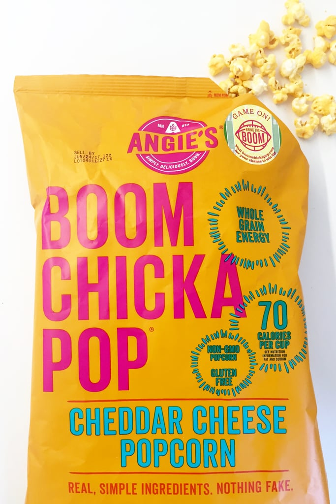 Boom Chicka Pop Cheddar Cheese Popcorn