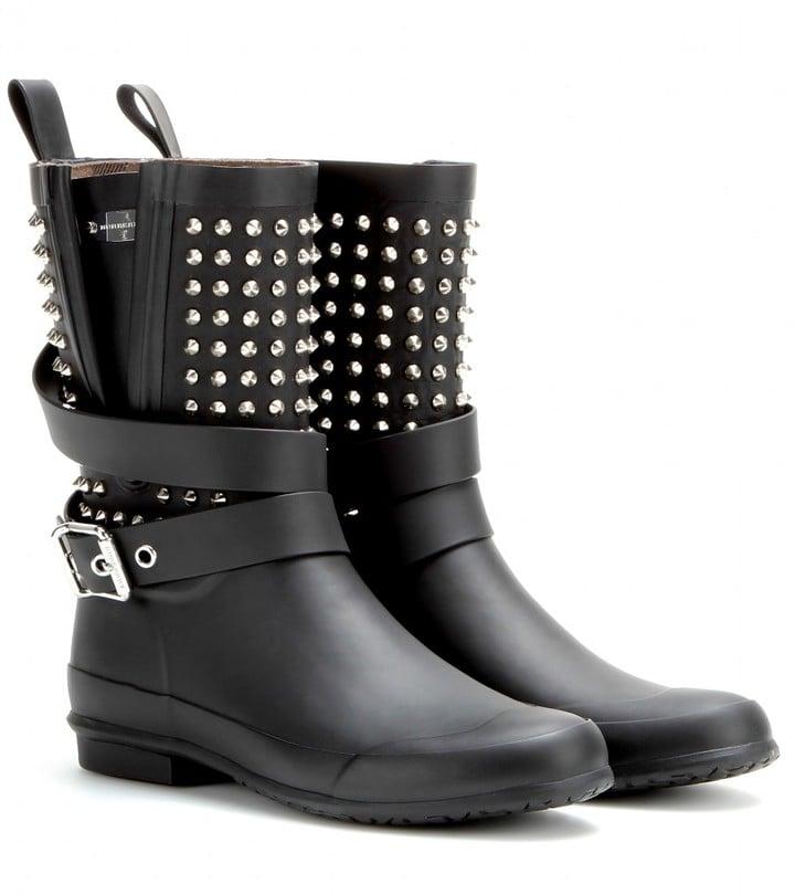 Studded Rain Boots