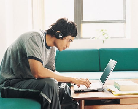 Blogging: New Criteria For College Admissions?
