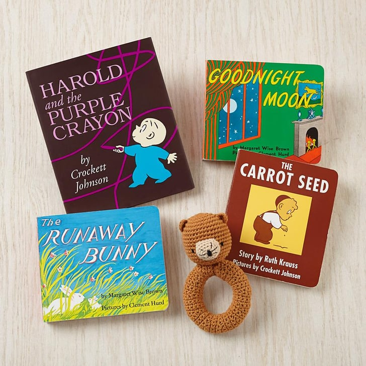 Baby Board Book Gift Set | Best Gifts For Baby's First ...