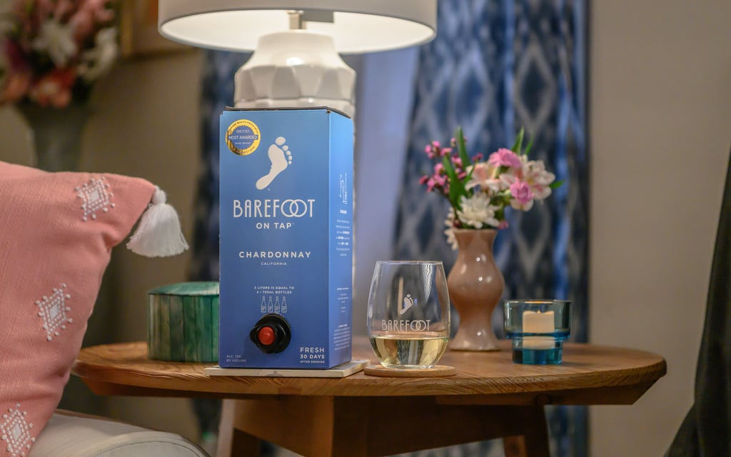 Barefoot's New Boxed Wine Has 4 Bottles in Each, So Consider Your Weekend Rosé Needs Covered