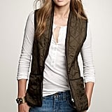 Barbour Waistcoat With Polar Lining ($110)