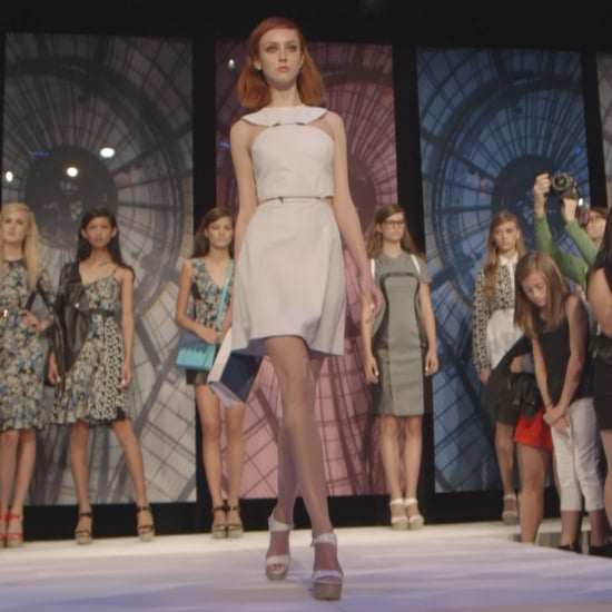 Charlotte Ronson Spring 2014 Collection Video