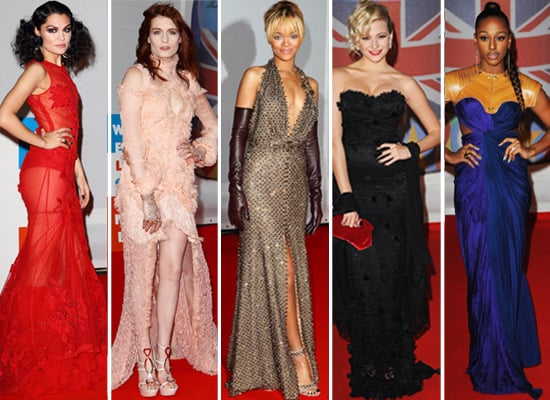 Best Dressed at the 2012 BRIT Awards?