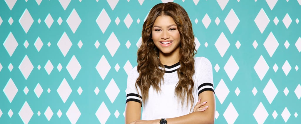Zendaya Waves Goodbye to Her Disney Channel Career, and We've Just Shed a Tear