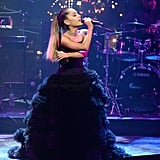 Ariana Grande's Dress at the Time 100 Gala