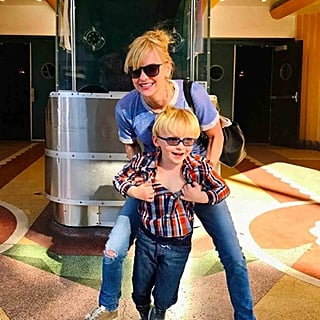 Anna Faris Quotes on Cooking With Her Son