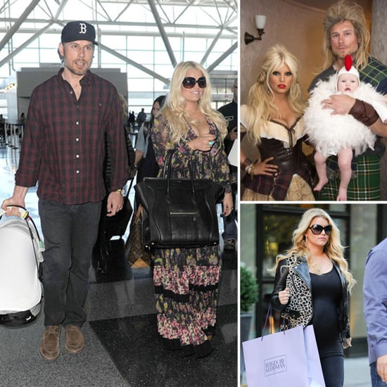Jessica Simpson Is Reportedly Pregnant Again: 7 Celebs With Kids Close in Age