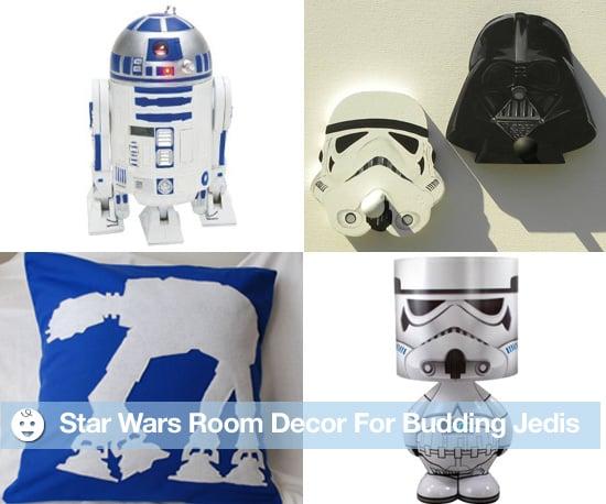 Star Wars Themed Kids' Bedroom