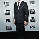 Benedict Cumberbatch struck a pose.