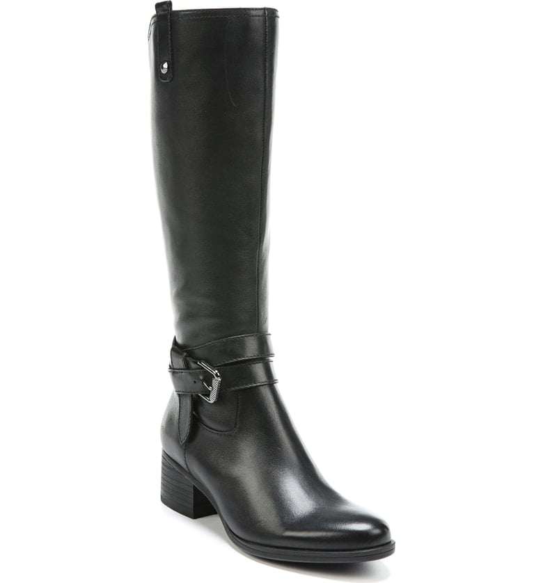 Naturalizer Dev Buckle Strap Boot