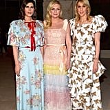 Kate Mulleavy, Kirsten Dunst, and Laura Mulleavy at the InStyle Awards 2019