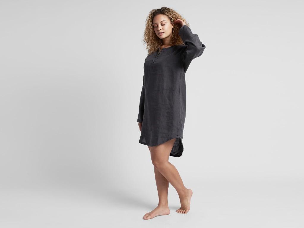 Parachute Linen Sleep Shirt