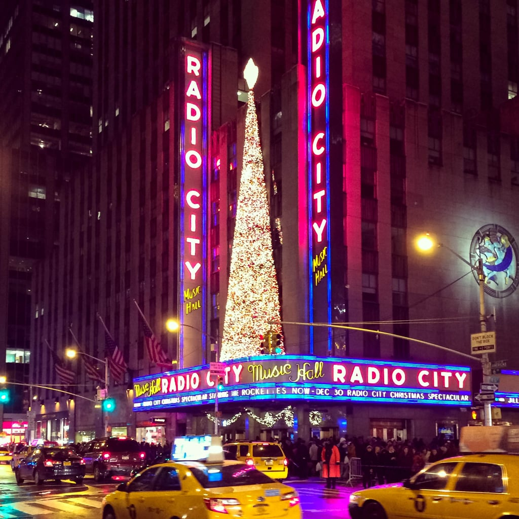 See the Radio City Christmas Spectacular  | Things to Do in