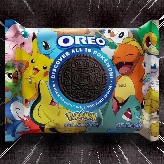 Pokémon Oreo Cookies —Can You Catch 'Em All?