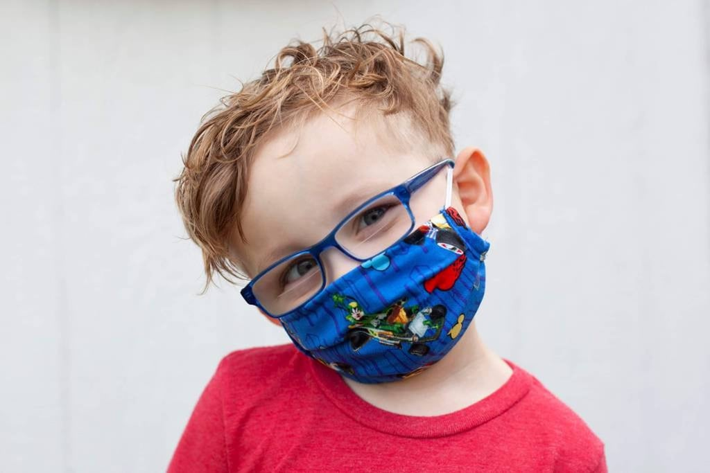 Best Face Masks With Filter Pockets For Kids