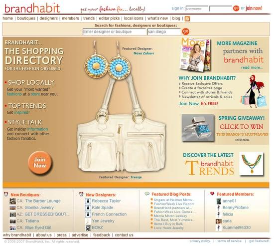 Fab Site: BrandHabit.com