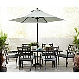 Furniture Highland Outdoor 7-Piece Dining Set