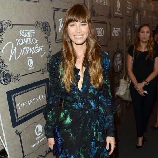 Jessica Biel at the Variety Power of Women Event | Pictures