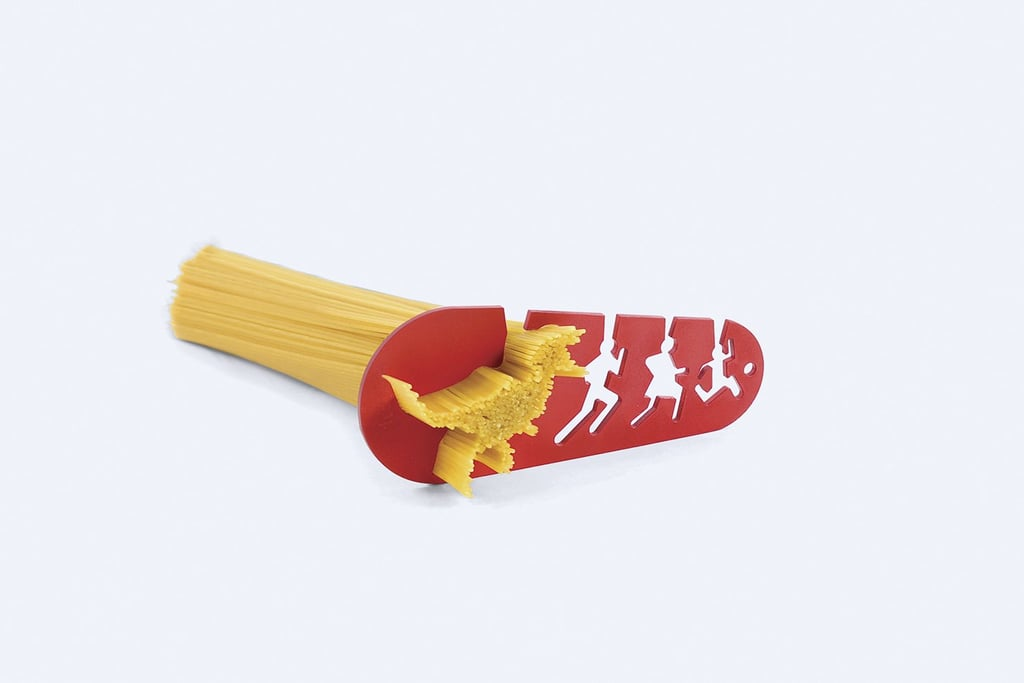 I Could Eat a T-Rex Spaghetti Noodle Pasta Measurer Tool