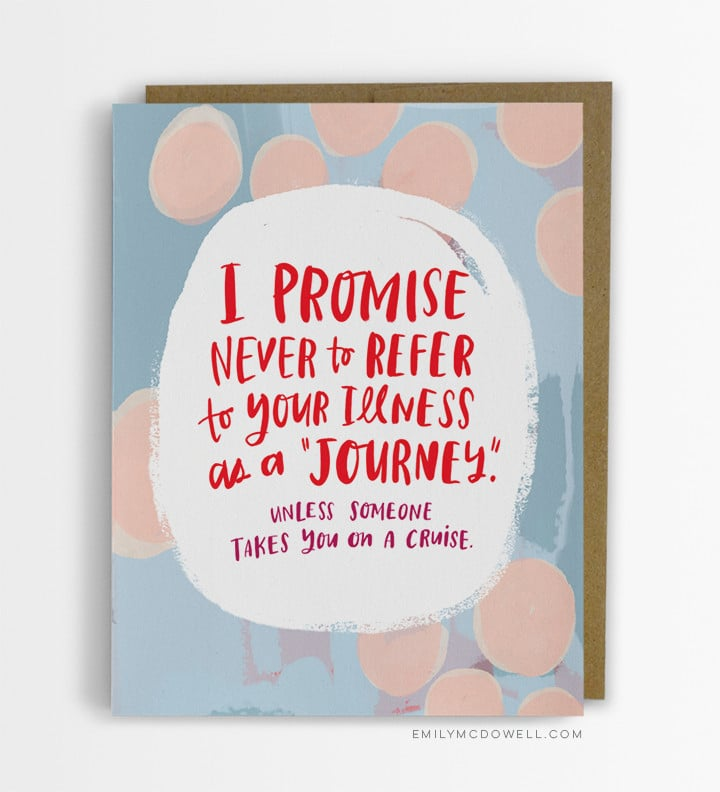 Greeting cards for people with cancer popsugar fitness photo 8 greeting cards for people with cancer m4hsunfo
