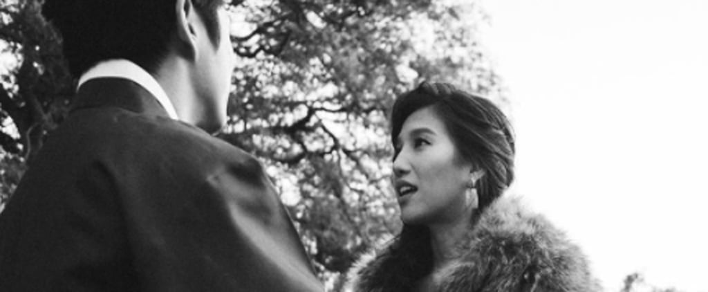 Steven Yeun and Joana Pak Share Even More Sweet Pictures From Their Stunning Wedding