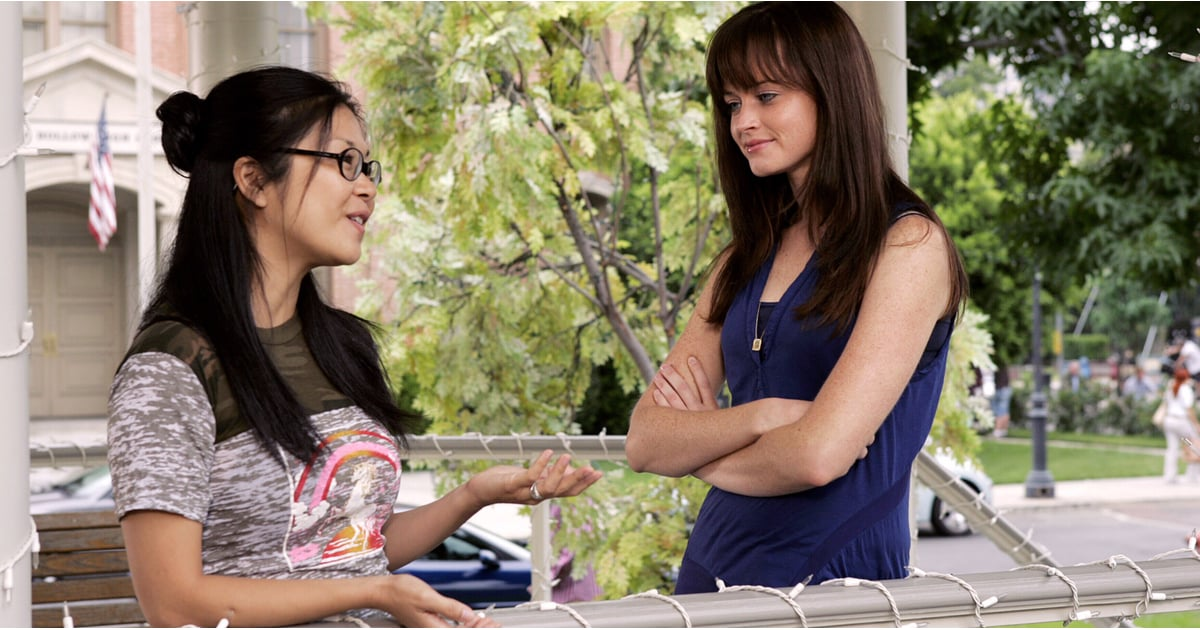 Reasons Lane Kim Is The Best Gilmore Girls Character Popsugar Entertainment