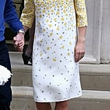 Kate's Look: Princess Charlotte