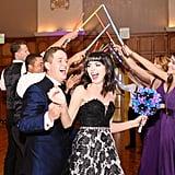 Crystal and Jonathan's Star Wars-Themed Wedding