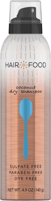 Hair Food Coconut Sulfate Free Nourishing Dry Shampoo
