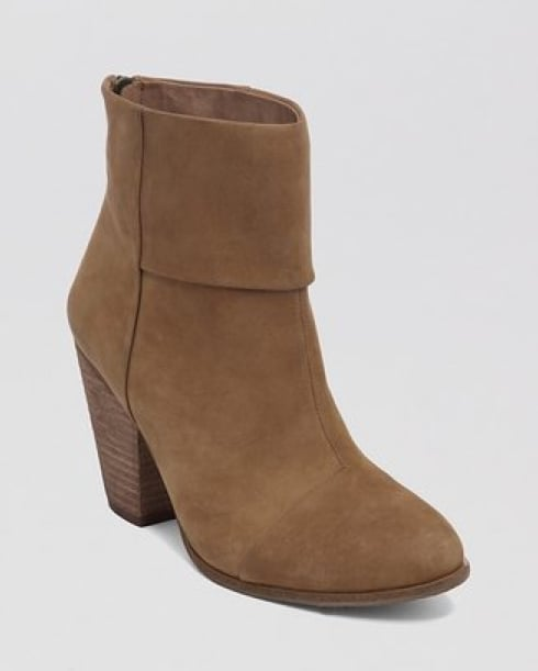 Rest assured, these Vince Camuto Almond booties ($159) will go with everything in your closet.