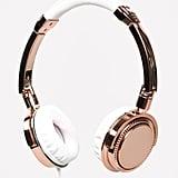Metallic Headphones